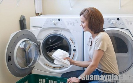lưu ý khi sủ dụng máy giặt