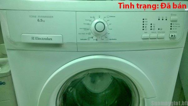 Bán máy giặt cũ Electrolux EWF85661 6.5 kg lồng ngang
