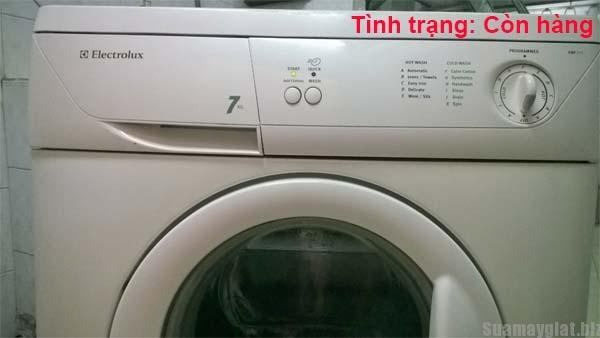 Bán máy giặt cũ Electrolux EWF771 lồng ngang 7kg